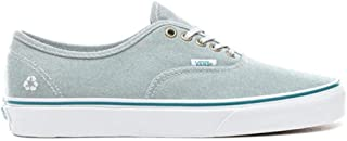 Vans Authentic P.E.T Recycle Skate Shoes Green Womens 5.5/ Mens 4