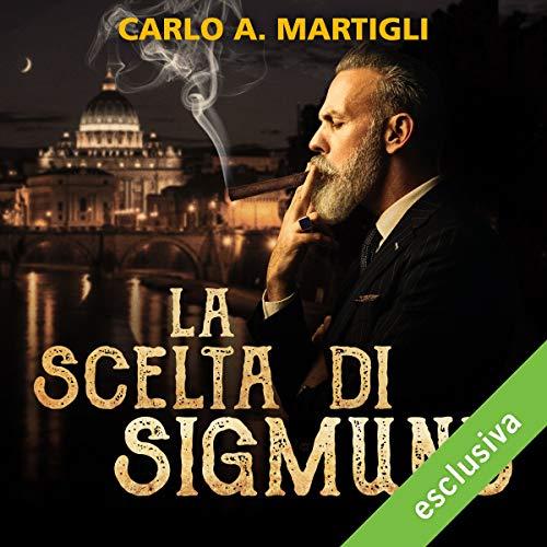 La scelta di Sigmund audiobook cover art