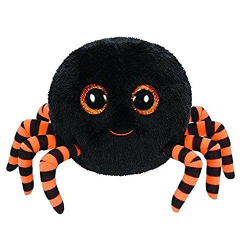 TY Crawly - Halloween Spinne schwarz-orange