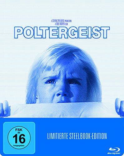 Poltergeist (Steelbook) (exklusiv bei Amazon.de) [Blu-ray] [Limited Edition]