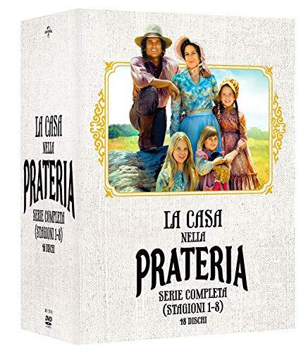 La Casa Nella Prateria – Collezione Completa Stagioni 1-8 (Box Set) (48 DVD)