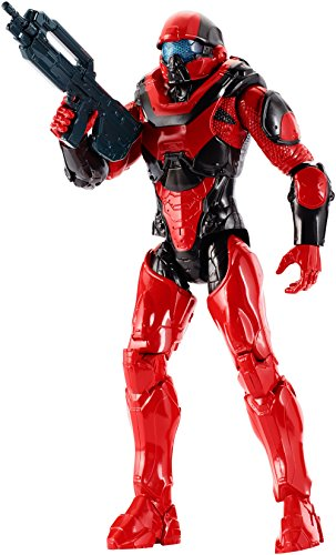 Halo Figur Spartan Athlon Red 30 cm bewegliche Figur Mattel & Microsoft sutdios 343 Industries