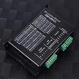 Jingyig Controlador de Motor Paso a Paso, Controlador de micropasos Digital CNC de Buen Rendimiento, Controlador de Motor Paso a Paso Maquinaria de Embalaje para máquinas de Grabado Máquinas de
