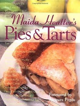 Hardcover Maida Heatter's Pies and Tarts (Maida Heatter Classic Library) Book