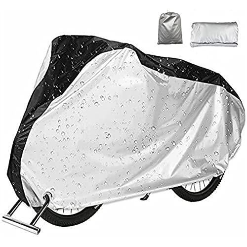 Funda para Bicicleta Exterior Cubierta de lluvia de bicicleta Bicicleta a prueba de polvo a prueba de polvo UV- Accesorios para bicicletas resistentes a prueba de nieve. ( Size : 200*70*110cm )