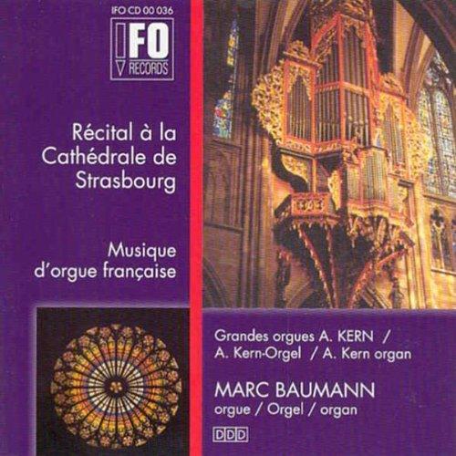 Orgelmusik aus dem Strassburge