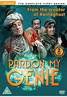 Pardon My Genie - The Complete First Series