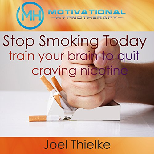 Stop Smoking Today audiobook cover art
