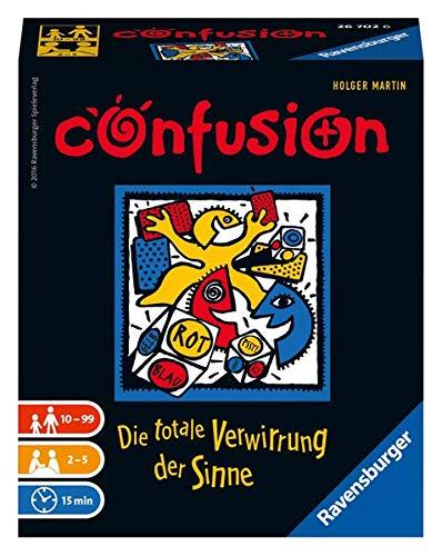 Confusion: Die totale Verwirrung der Sinne