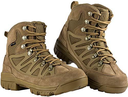 FREE SOLDIER pour Homme Tactique Bottes Mid High Rise...