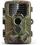 BLNAERYY Night Hunting Camera-16MP 1080P FHD Impermeable Gran Angular de 120° y 42pcs IR LED Infrarrojo Visión Nocturna Visión Nocturna hasta 65FT/20m, Cazar Vigilancia de la Fauna