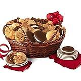 Baked Goods Deluxe Gift Basket - Chocolate Gift of Cookies, Brownies and Whoopie Pies - Kosher Gift