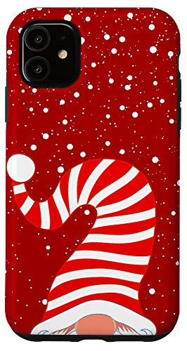 iPhone 11 Christmas Phone Case Santa Claus Merry Christmas Gift Girls Case