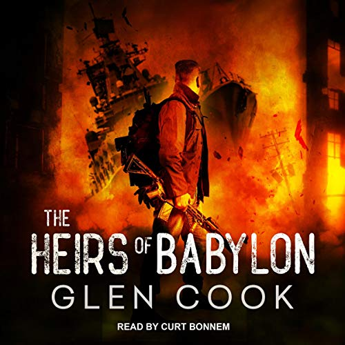 The Heirs of Babylon audiobook cover art