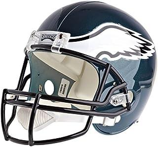 25330953e3d Philadelphia Eagles Officially Licensed VSR4 Full Size Replica Football  Helmet