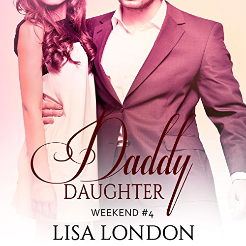 Daddy Daughter Weekend, Book 4 audiobook cover art