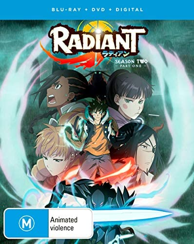 Radiant Season Two Part One Blu ray product image