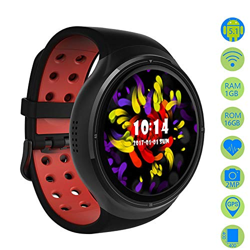 Why Choose TONGTONG Smart Watch 1GB 16GB MTK6580 Quad Core 1.39 400400 Smartwatch with WiFi GPS SIM