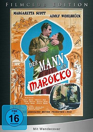 Der Mann aus Marokko - Filmclub Edition 21 [Limited Edition]