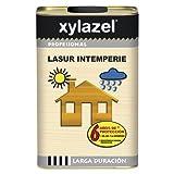 Xylazel - Protector profesional intemperie satinado 4l caoba