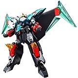 スーパーロボット超合金 勇者王ガオガイガー ガオファイガー 約140mm ABS&PVC&ダイキャスト製 塗装済み可動フィギュア