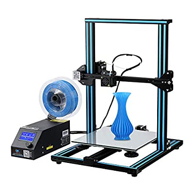 3D Printer CR-10S, Official Creality CR-10S with Updated Dual Z-Axis, Filament Monitor Detector and Big Printing Size 300 * 300 * 400mm