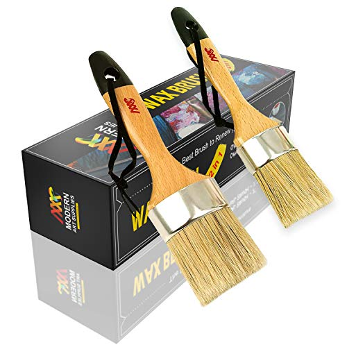 SMART VISION Co Chalk & Wax Paint Brush