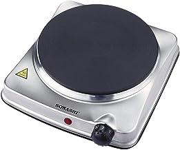 Sonashi Single Electric Hot Plate Silver SHP 610S