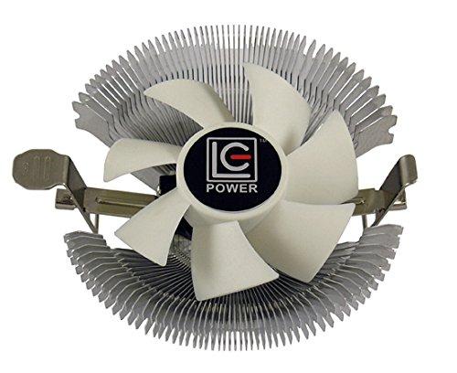 LC-Power LC-CC-85 Cosmo Cool Prozessorlüfter für 775/1150/1155/1156/AM2/AM3+