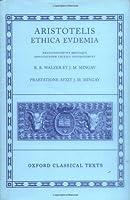 Aristotelis Ethica Evdemia (Oxford Classical Texts)