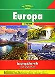 Europa, atlas de carreteras. Escala 1:700.000. Freytag & Berndt.: Wegenatlas 1:700 000