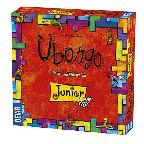 Devir- Ubongo Junior, Multicolor (BGUBONJTR)
