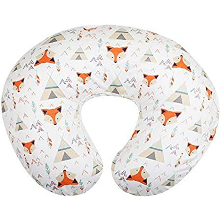 Little Story Baby Breastfeeding Pillowcase Multifunctional Learning Pillow Detachable Pillowcase Nursing Newborn Baby Breastfeeding Pillow Cover Nursing Pillow Cover Slipcover
