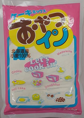 おやつ・イン 500g×20P 業務用 ホットケーキ ミックス