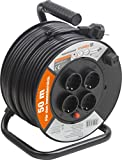 Meister Cable Carga, H05VV-F3G1,5, IP20, 50 m, 7435850