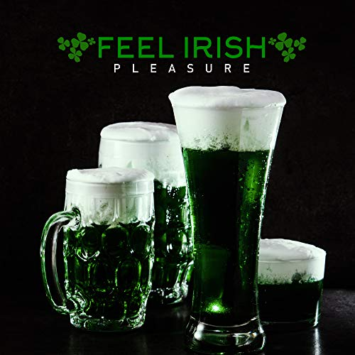 Feel Irish Pleasure – Collection of 15 Calming Songs Perfect to Celebrate Saint Patrick's Day, Celtic Music, Inner Harmony, Relaxing Sounds of Flute, Piano & Harp