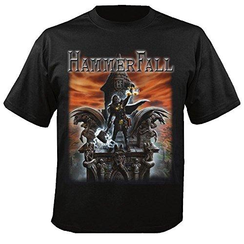 HAMMERFALL - Built to Last - T-Shirt Größe XXL