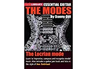 The Modes - Locrian: Satriani For Guitar