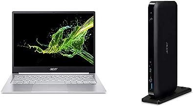 "Acer Swift 3 Thin & Light 13.5"" 2256 x 1504 IPS Display, 10th Gen Intel Core i5-1035G4, 8GB LPDDR4, 512GB NVMe SSD with Ac..."