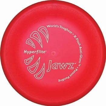 New Games - Frisbeesport Hyperflite K10 Jawz Frisbee Chien à mâcher pour Discdogging - Rouge