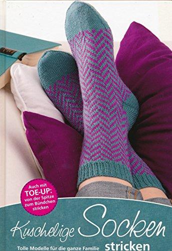 Kuschelige Socken stricken - Tolle Modelle für die ganze Familie