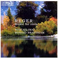 Romance For Viola And Piano; T by MAX REGER (2003-10-21)