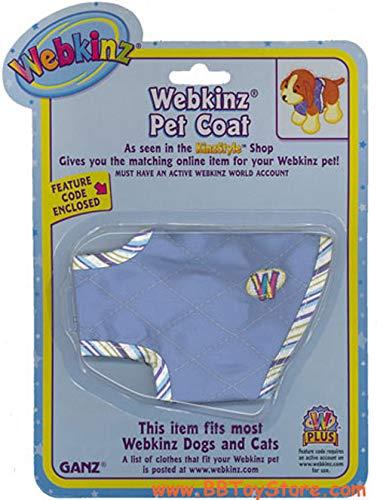 Webkinz Clothes - Pet Coat