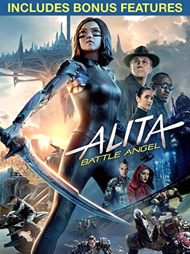 Alita: Battle Angel + Bonus Features