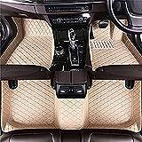 LIULIFE Tapetes De Cuero para El Piso del Coche para Subaru Impreza Wagon 2006 Revestimientos De Piso De Lujo ProteccióN para Todo Tipo De Clima Alfombras Impermeables para Los Pies DiseñO Inodoro