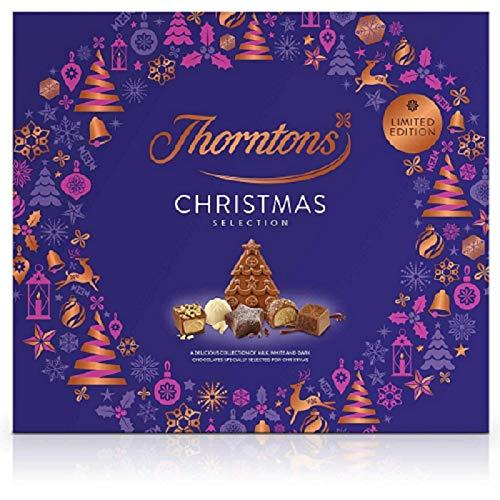 Thorntons Christmas Selection Chocolate Box, 418g