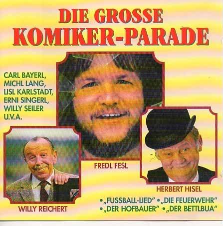 Die grosse Komiker-Parade