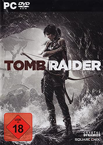 Tomb-Raider Pc Game Dvd