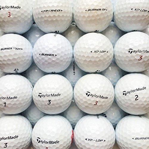 TaylorMade golf balls Mix AAAA LBC Sport 50 Lakeballs AAA/