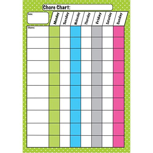 Ashley Magnetic Dry Erase Chore Chart